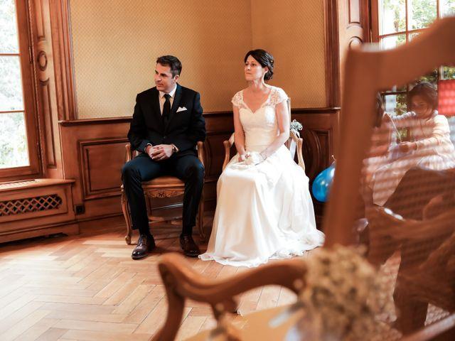 Le mariage de David et Nathalie à Urmatt, Bas Rhin 10