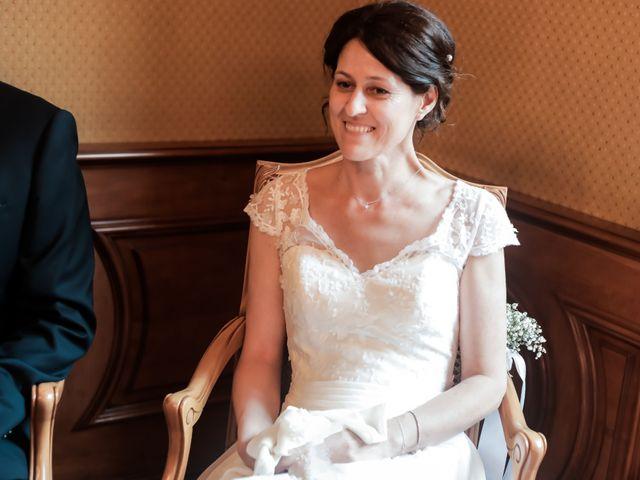 Le mariage de David et Nathalie à Urmatt, Bas Rhin 11