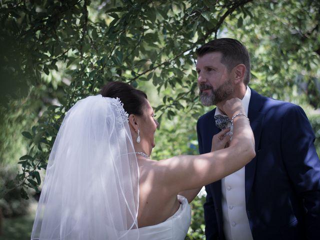 Le mariage de Bertrand et Gipsy à Vernon, Eure 19