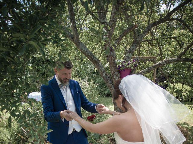Le mariage de Bertrand et Gipsy à Vernon, Eure 32