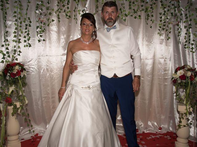 Le mariage de Bertrand et Gipsy à Vernon, Eure 33