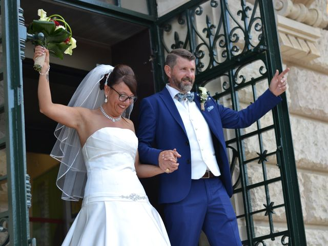 Le mariage de Bertrand et Gipsy à Vernon, Eure 37