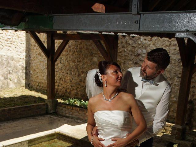 Le mariage de Bertrand et Gipsy à Vernon, Eure 39