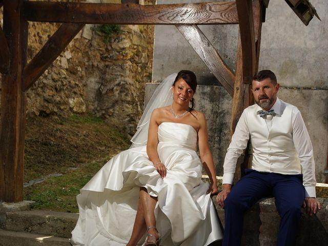 Le mariage de Bertrand et Gipsy à Vernon, Eure 40