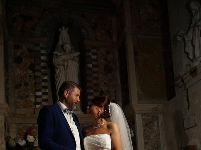 Le mariage de Bertrand et Gipsy à Vernon, Eure 41