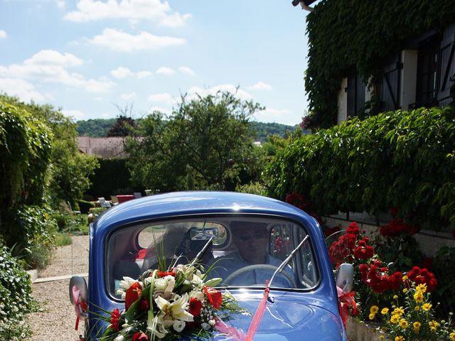 Le mariage de Bertrand et Gipsy à Vernon, Eure 42