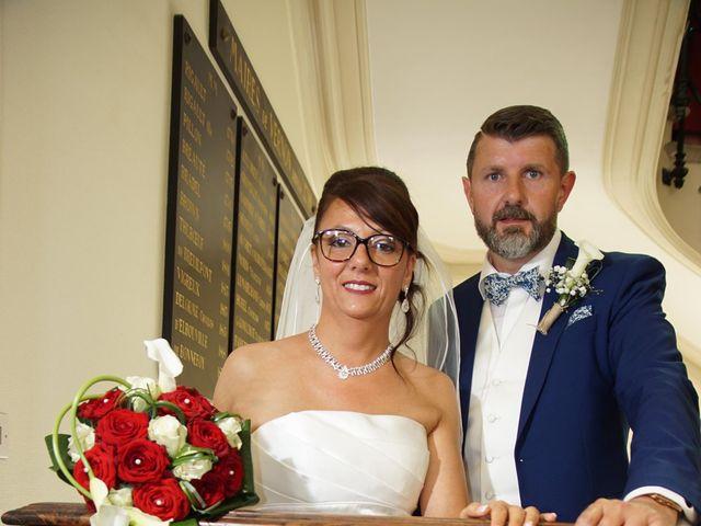 Le mariage de Bertrand et Gipsy à Vernon, Eure 44