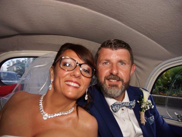 Le mariage de Bertrand et Gipsy à Vernon, Eure 45