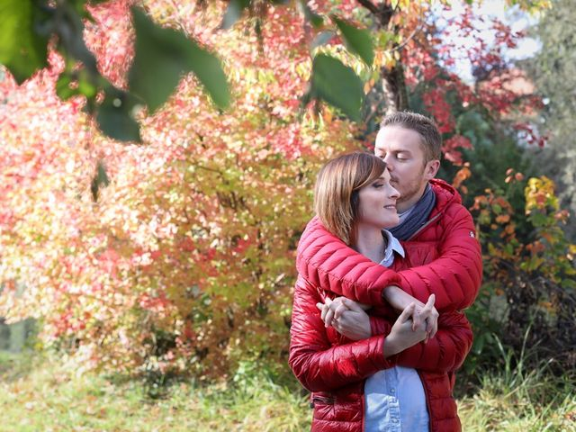 Le mariage de Thibaut et Jenna à Wettolsheim, Haut Rhin 1