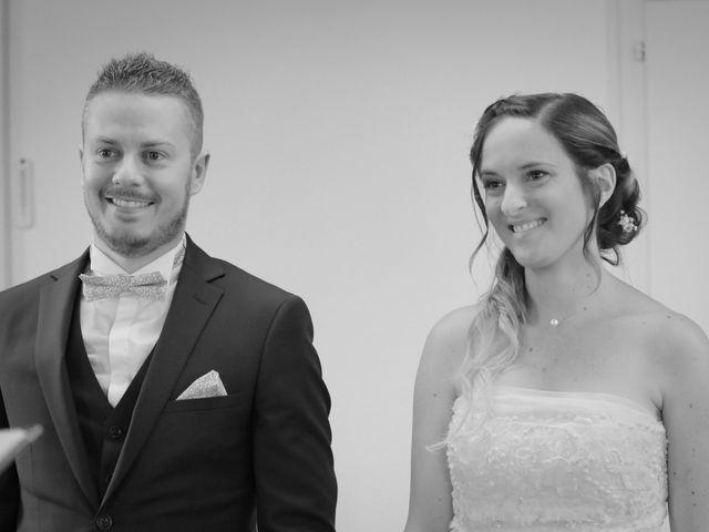 Le mariage de Thibaut et Jenna à Wettolsheim, Haut Rhin 6