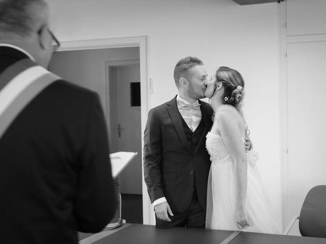 Le mariage de Thibaut et Jenna à Wettolsheim, Haut Rhin 8