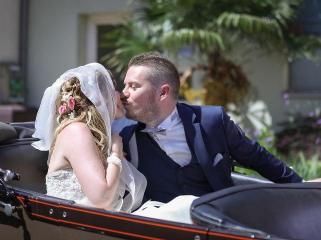Le mariage de Thibaut et Jenna à Wettolsheim, Haut Rhin 9