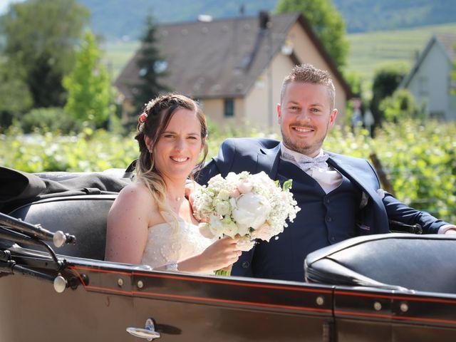 Le mariage de Thibaut et Jenna à Wettolsheim, Haut Rhin 11