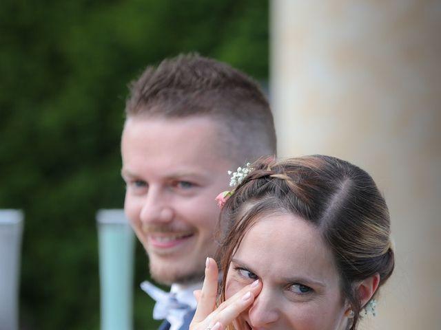 Le mariage de Thibaut et Jenna à Wettolsheim, Haut Rhin 16