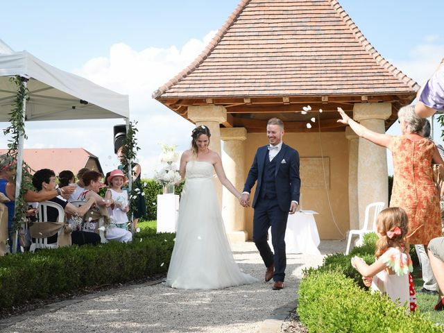 Le mariage de Thibaut et Jenna à Wettolsheim, Haut Rhin 23