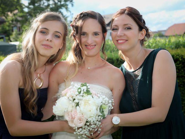 Le mariage de Thibaut et Jenna à Wettolsheim, Haut Rhin 31
