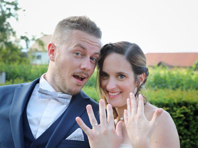 Le mariage de Thibaut et Jenna à Wettolsheim, Haut Rhin 32