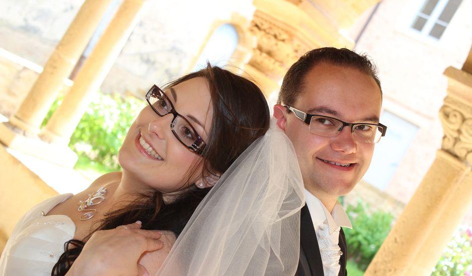 Le mariage de Frédéric et Claire à Le Perréon, Rhône