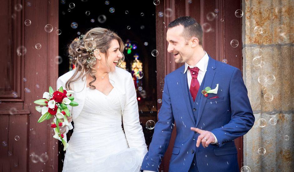 Le mariage de Christophe et Lysiane à Mirefleurs, Puy-de-Dôme