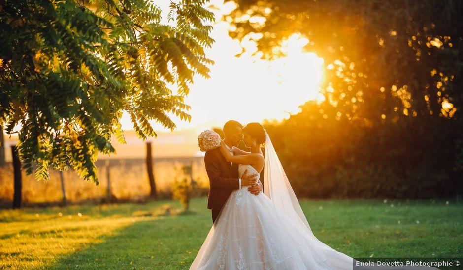 Le mariage de Sébastien et Mélanie à Saint-Apollinaire, Côte d'Or