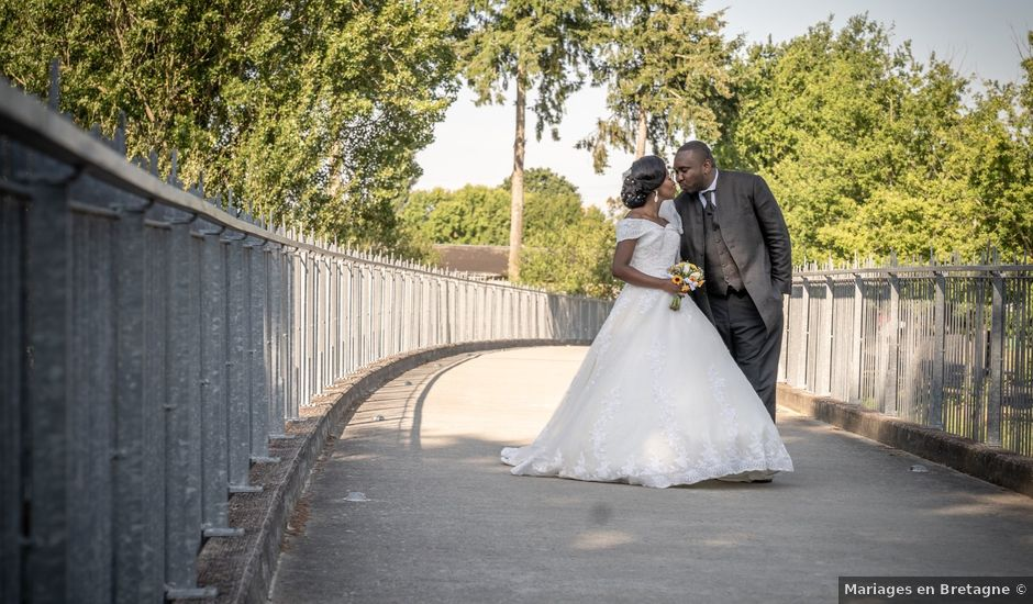 Le mariage de Brice et Mariane à Bruz, Ille et Vilaine
