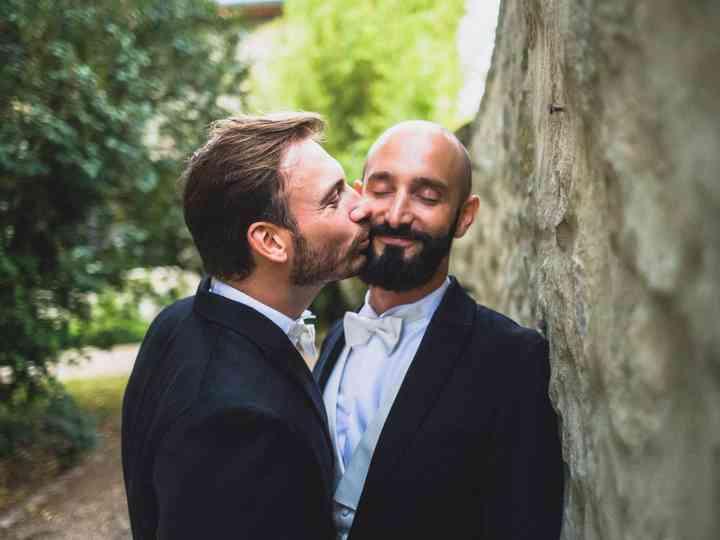 Le mariage de Nicolas et Olivier