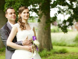 Le mariage de Lauriane et Christophe