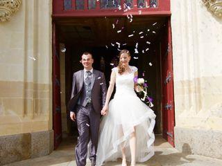Le mariage de Lauriane et Christophe 2