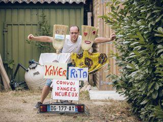 Le mariage de Rita et Xavier 1