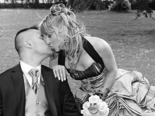 Le mariage de Fabrice et Sandra