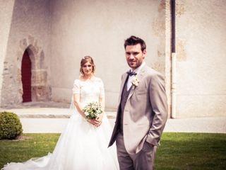 Le mariage de Laura et Florian