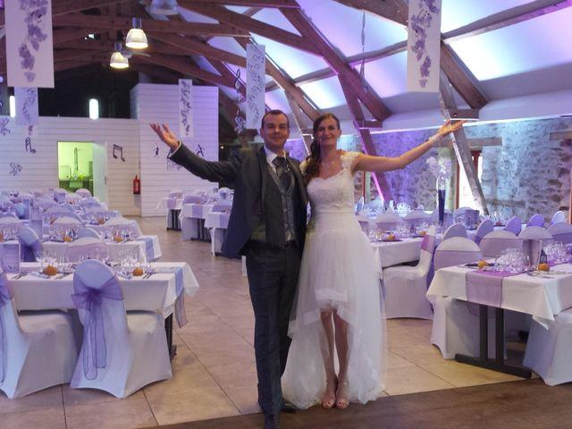 Le mariage de Christophe et Lauriane à Craon, Mayenne 1