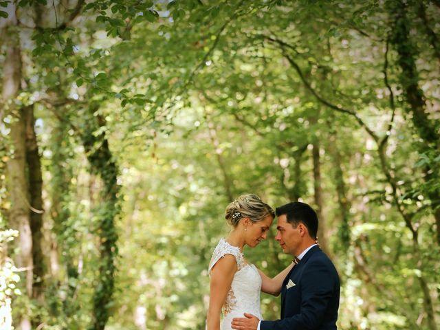Le mariage de Fabien et Vanessa à Ouézy, Calvados 2