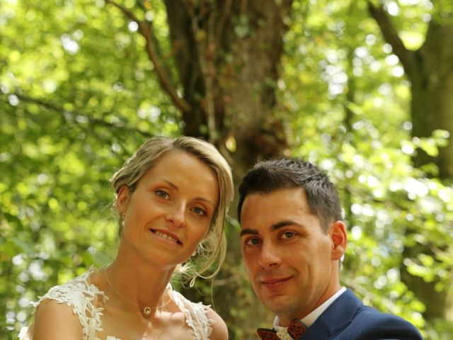 Le mariage de Fabien et Vanessa à Ouézy, Calvados 8