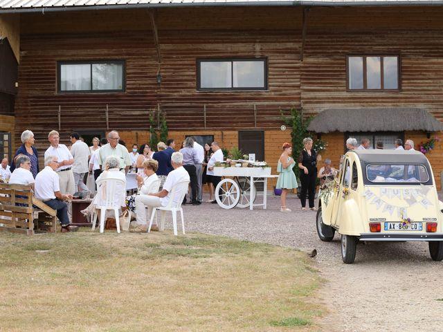 Le mariage de Fabien et Vanessa à Ouézy, Calvados 11