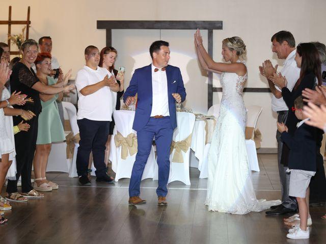 Le mariage de Fabien et Vanessa à Ouézy, Calvados 14