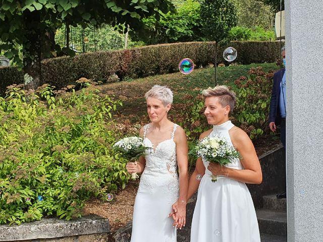 Le mariage de Rebecca et Emmeline à Ayen, Corrèze 6