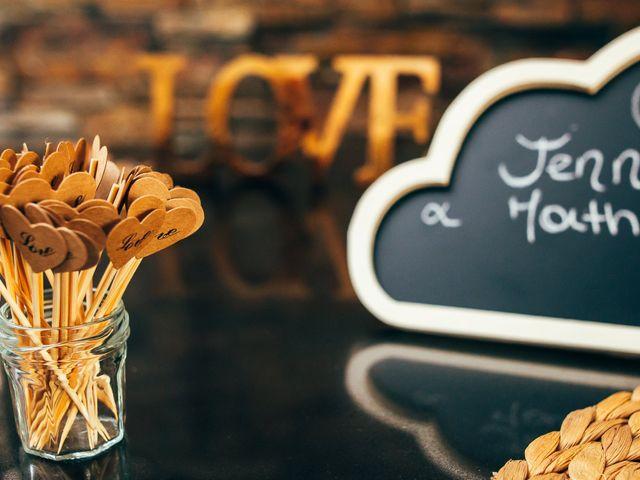 Le mariage de Mathieu et Jenna à Metz, Moselle 2
