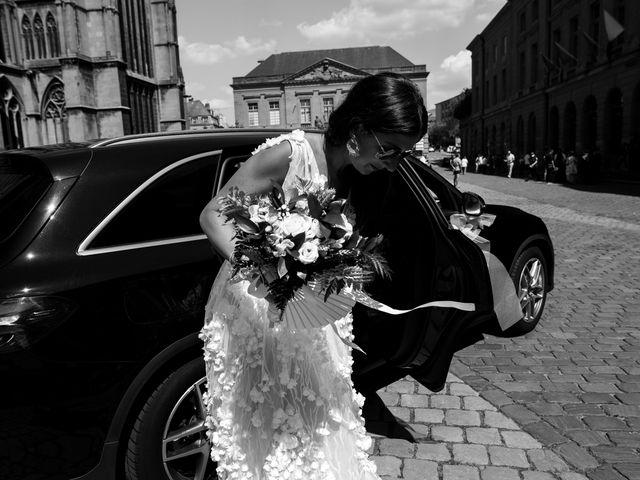 Le mariage de Mathieu et Jenna à Metz, Moselle 11