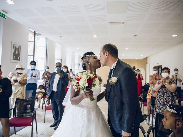 Le mariage de Xavier et Rita à Villeneuve-Tolosane, Haute-Garonne 40