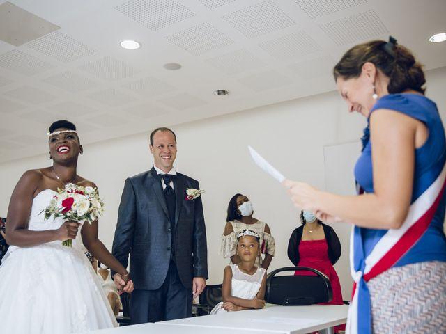 Le mariage de Xavier et Rita à Villeneuve-Tolosane, Haute-Garonne 42