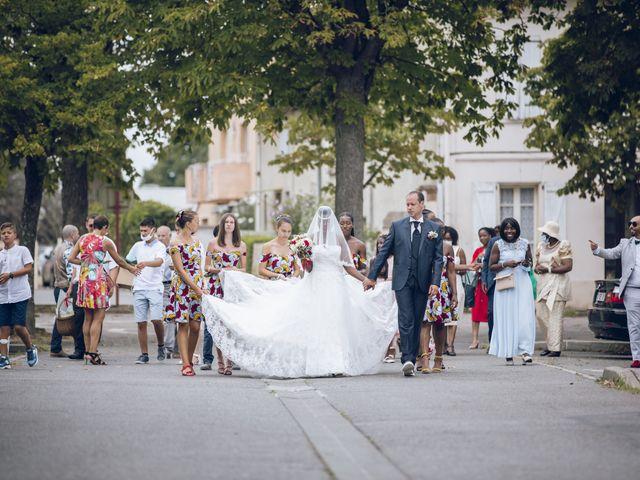 Le mariage de Xavier et Rita à Villeneuve-Tolosane, Haute-Garonne 44