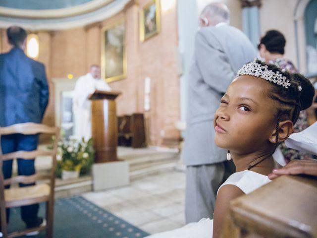 Le mariage de Xavier et Rita à Villeneuve-Tolosane, Haute-Garonne 51