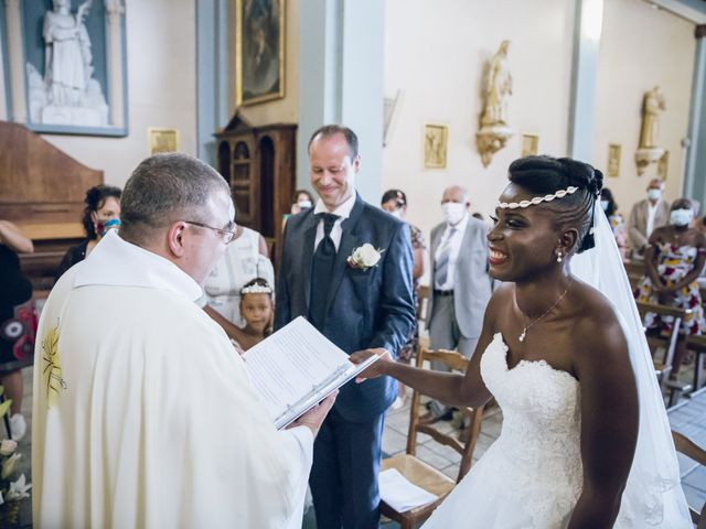 Le mariage de Xavier et Rita à Villeneuve-Tolosane, Haute-Garonne 53