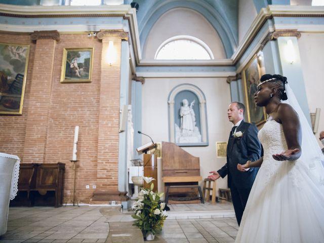 Le mariage de Xavier et Rita à Villeneuve-Tolosane, Haute-Garonne 56