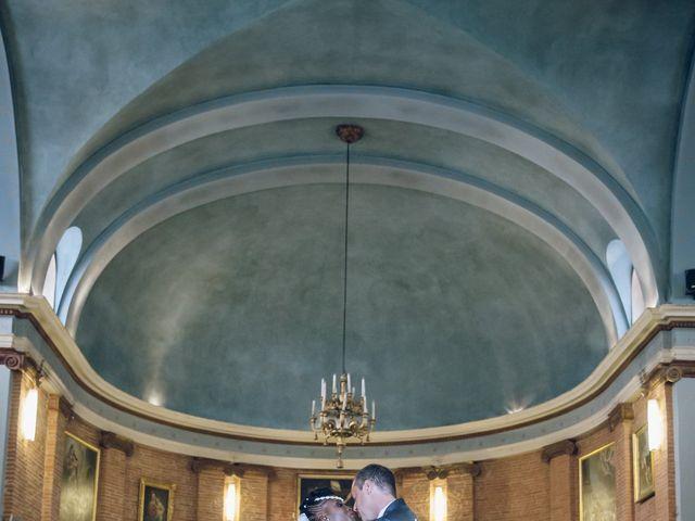 Le mariage de Xavier et Rita à Villeneuve-Tolosane, Haute-Garonne 57