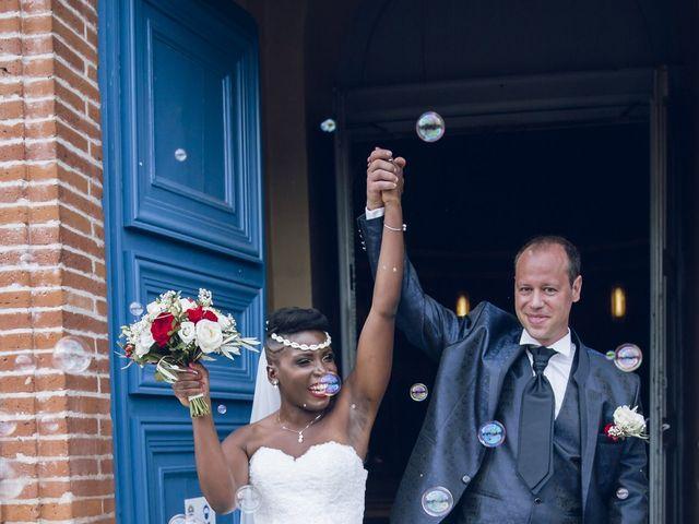 Le mariage de Xavier et Rita à Villeneuve-Tolosane, Haute-Garonne 58