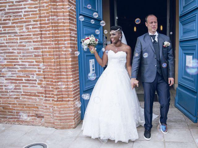 Le mariage de Xavier et Rita à Villeneuve-Tolosane, Haute-Garonne 59