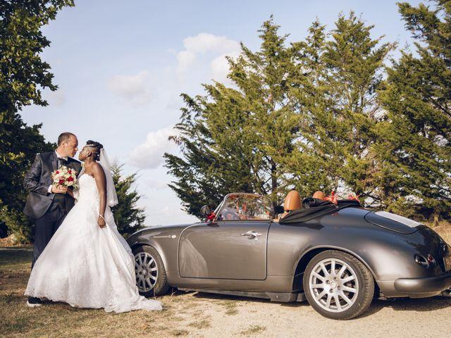 Le mariage de Xavier et Rita à Villeneuve-Tolosane, Haute-Garonne 60