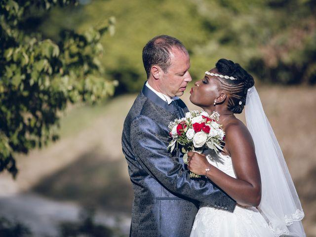 Le mariage de Xavier et Rita à Villeneuve-Tolosane, Haute-Garonne 63